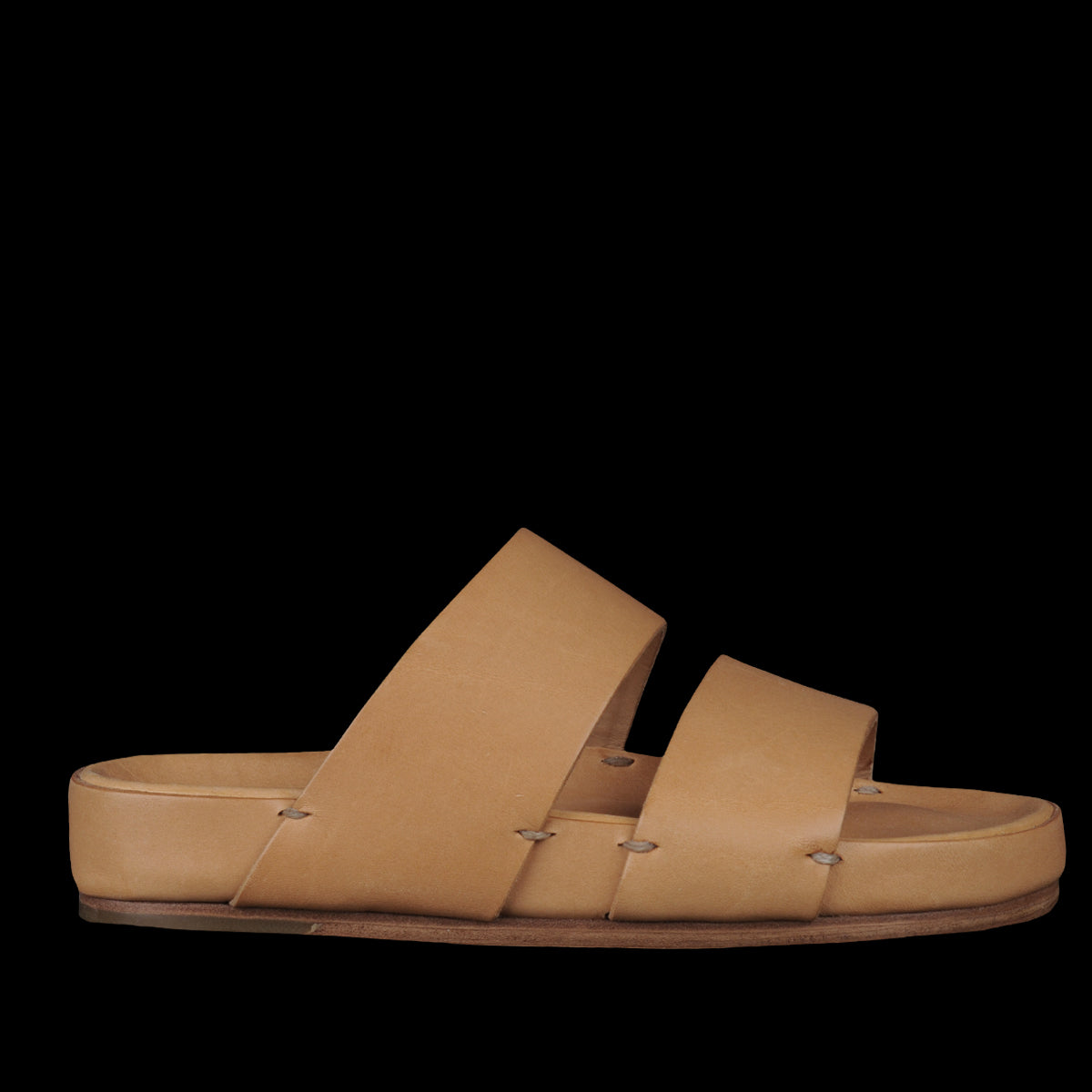 42b3d8d6631f Feit - W Sandal in Natural - UNIONMADE