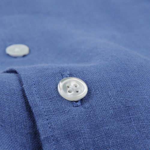 Premium Pat Shirt in Work Blue