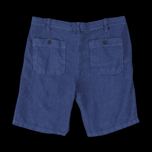 Boy Short in Indigo