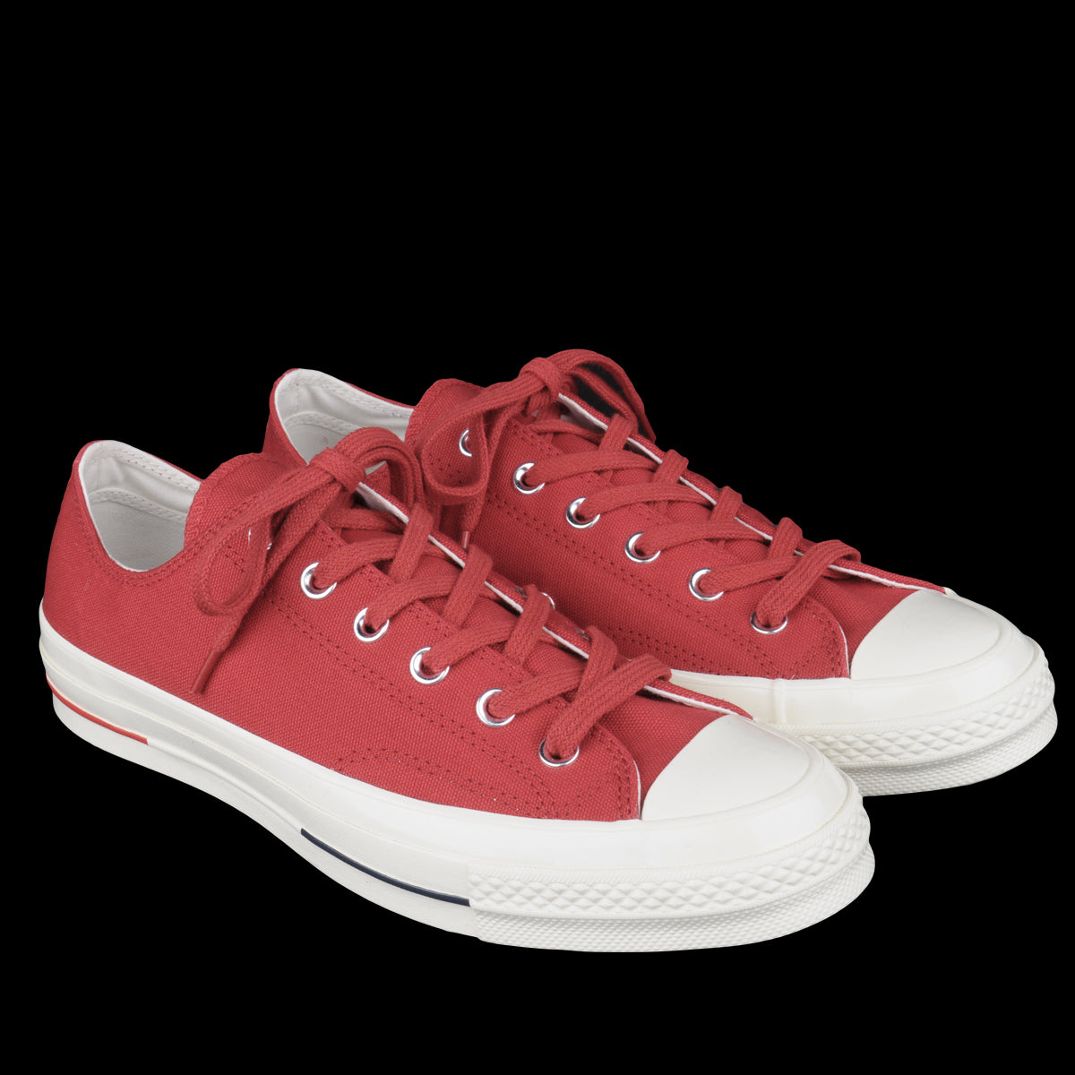 c4af556ec83 Converse - Chuck Taylor All Star 70 Ox in Gym Red - UNIONMADE