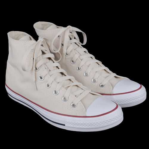 Chuck Taylor All Star Hi in Natural Ivory