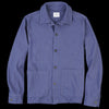 Home Work - Twill Work Jacket in Blue