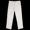Home Work - Twill Weekend Worker Pant in Stone