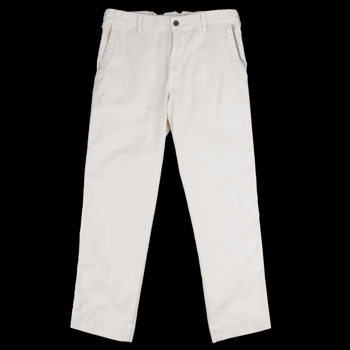 45301d9c3b Home Work - Twill Weekend Worker Pant in Stone - UNIONMADE