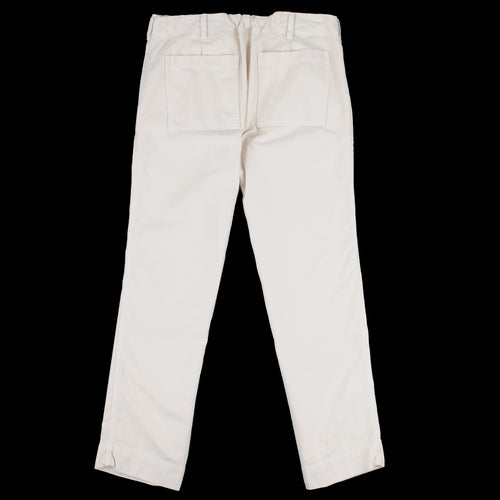 Twill Weekend Worker Pant in Stone