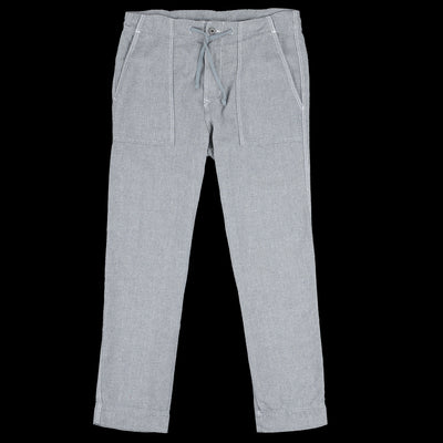 Home Work - Cotton Linen Garden Pant in Grey