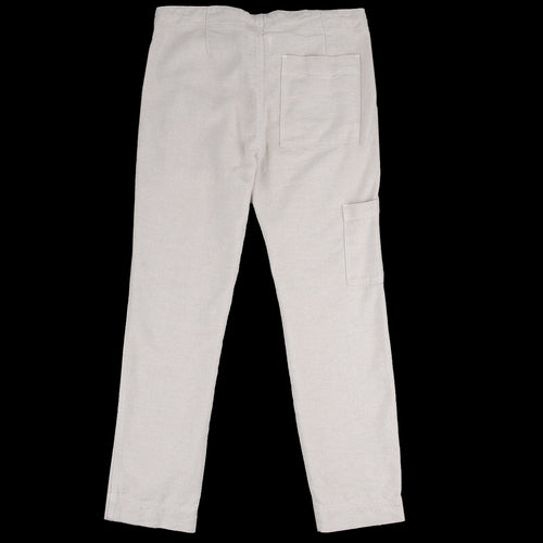 Cotton Linen Garden Pant in Natural