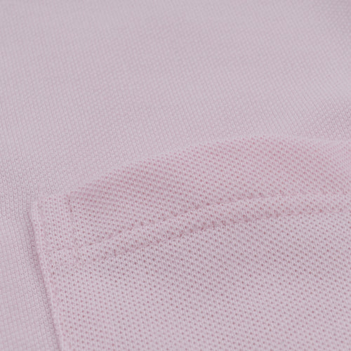 Hypnoteque Piqué Tee in Light Pink