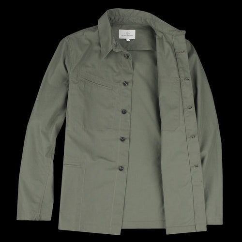 Hornbill Welt Jacket in Rifle