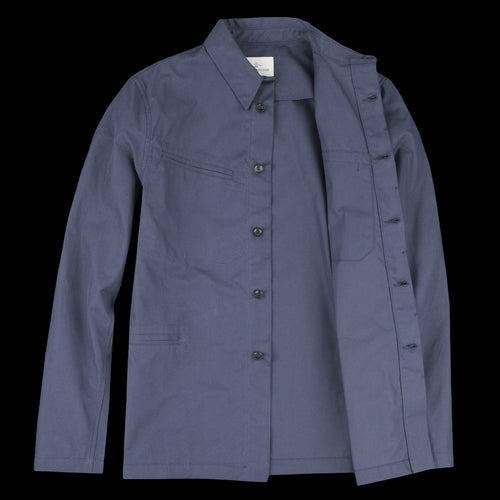 Hornbill Welt Jacket in Storm Blue