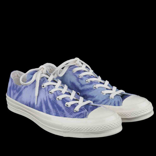 Chuck Taylor All Star 70 Ox in Court Purple & Shoreline Blue