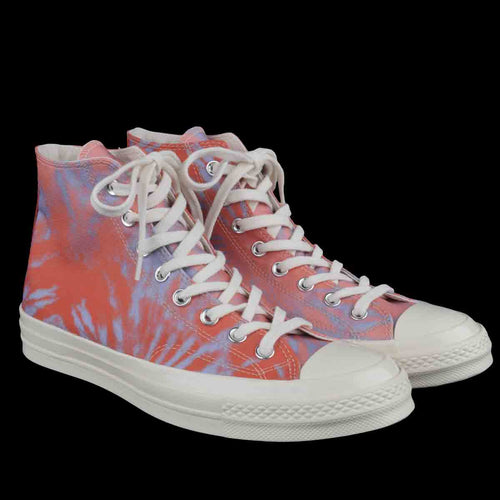 Chuck Taylor All Star 70 Hi in Pale Coral & Twilight Pulse