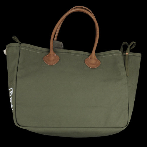 Small No. 4 Army Canvas Milk Bag in Khaki