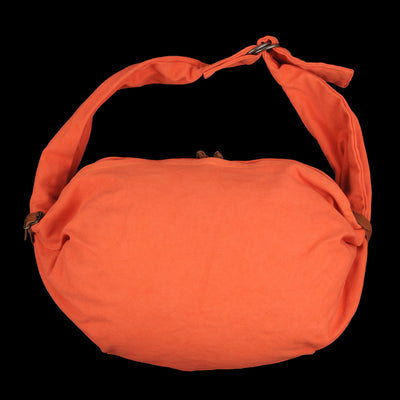 Kapital - No.6 Canvas Snuffskin Bag in Orange