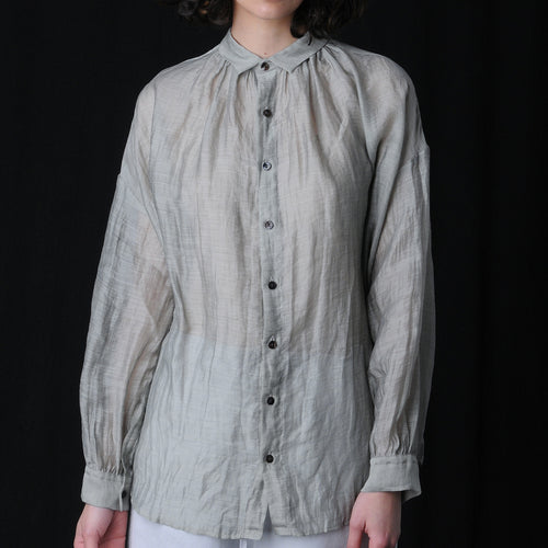 Suzuka Blouse in Grey