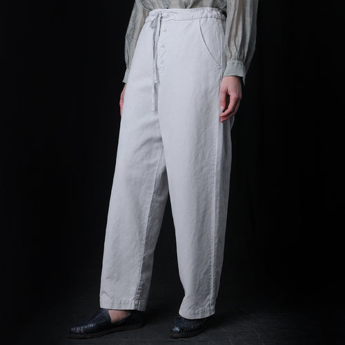 Vacation Pant in Ice Grey