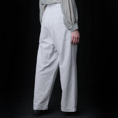 Pas De Calais - Vacation Pant in Ice Grey