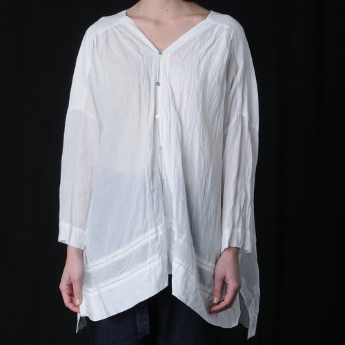 Blouse in Off White