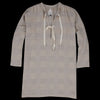 Wrk-Shp - Casa Tunic in Stone Check