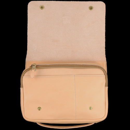 Talamone Clutch in Naturale