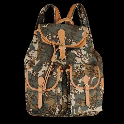 Il Bisonte - Camaiore Backpack in Bosco & Naturale Camouflage