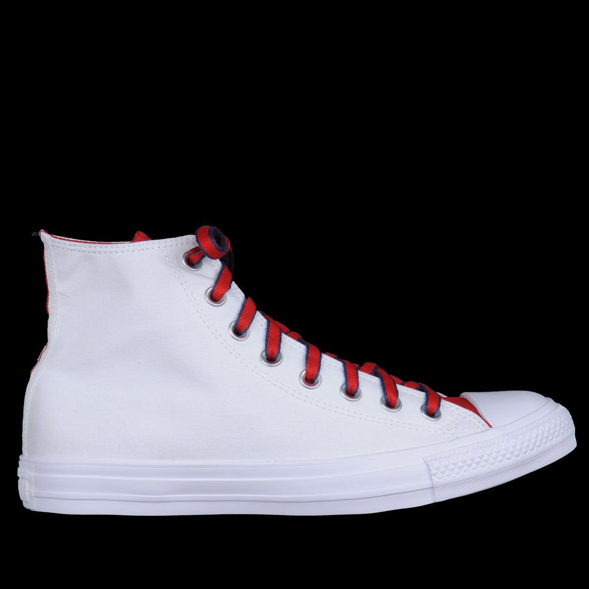 f524fda8f73c Converse - Chuck Taylor All Star Hi in White Gym Red   Navy - UNIONMADE