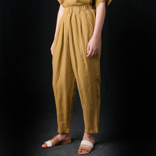 Carpenter Pant in Mustard