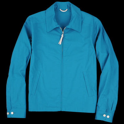 Golden Bear - Pacifica Windbreaker in Glacier