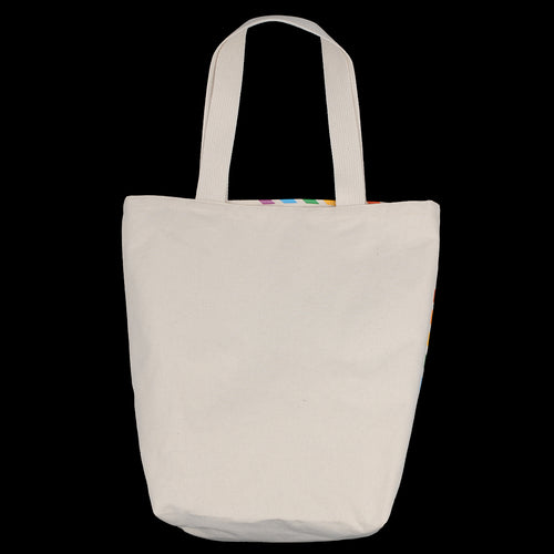 Pride Tote in Rainbow