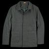 Far Afield - Kesch Jacket in Green Wool