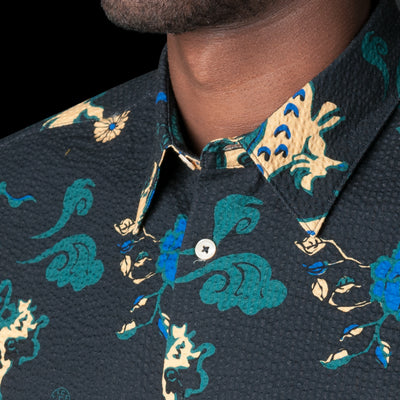 A Kind Of Guise - Dharan Shirt in Dragon