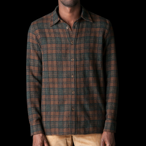 Dullu Shirt in Brown