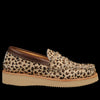 Yuketen - Penny Loafer in Leopard