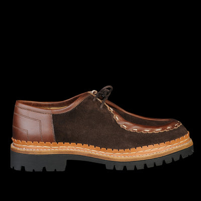Yuketen - Yukerolean in Chocolate Suede
