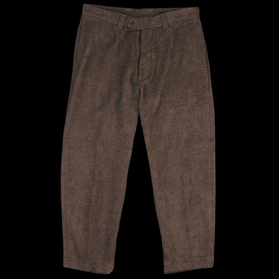 Ts(S) - Dobby Pegtop Pant in Brown