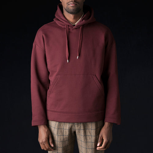 Super Light T Hoodie in Red