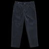 Tomorrowland - Wide Cole Chino in Dark Grey
