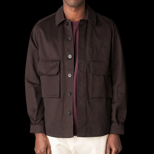Map A Peached Twill Modern BDU in Conker