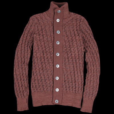 SNS Herning - Stark Cardigan in Blended Pink