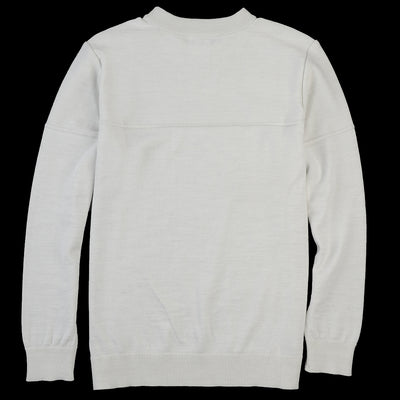 SNS Herning - Fatum Crew Neck in White Open