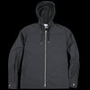 Schnayderman's - Overshirt Hood Tech in Black