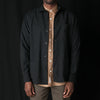 Schnayderman's - Overshirt Wool Melange in Black