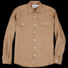 Schnayderman's - Shirt Linen Oversized in Brown