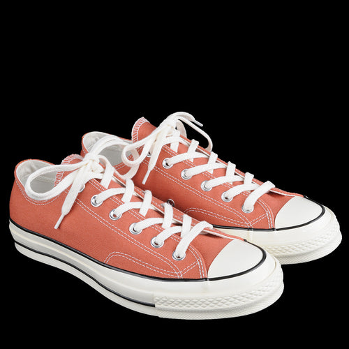 Chuck Taylor All Star 70 Ox in Terracotta Red