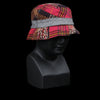 Albertus Swanepoel - Lacroix Patchwork Bucket Hat in Multi