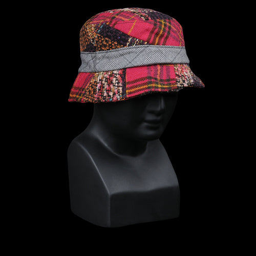 Lacroix Patchwork Bucket Hat in Multi