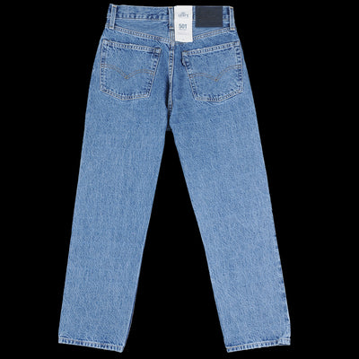 Levi's Made & Crafted - 501 Crop in Dune Blue
