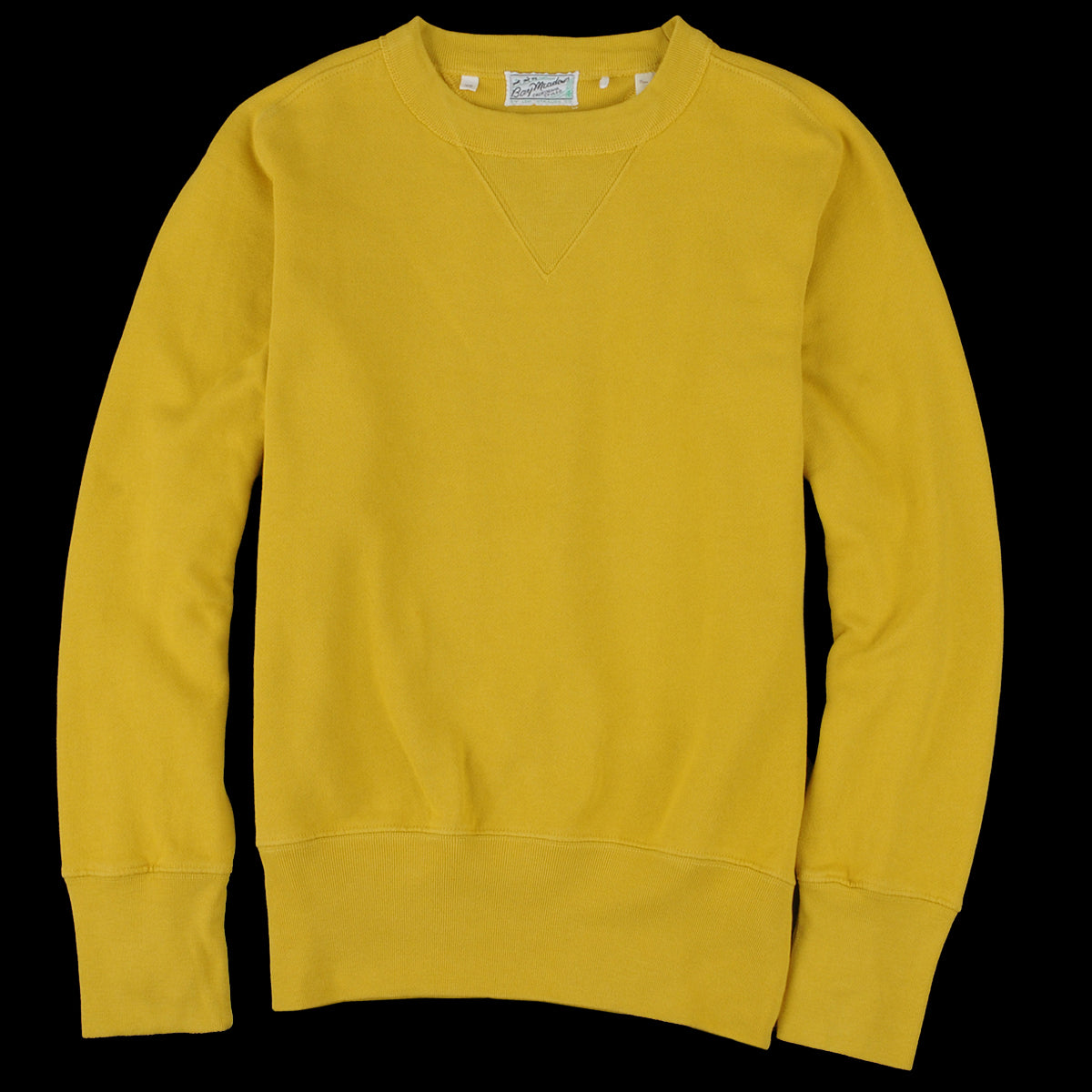 99f5b4c0 Bay Meadows Sweatshirt in Lemon Tree