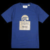 Levi's Made & Crafted - Poggy Tee in Indigo