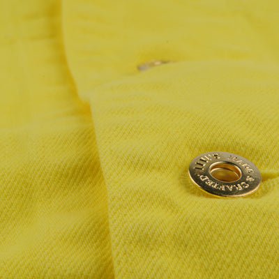 Levi's Made & Crafted - Poggy Sack Coat in Yellow